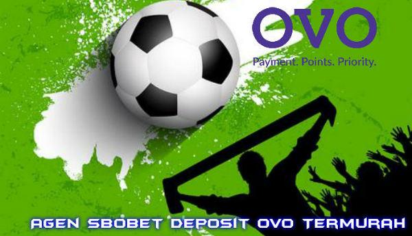 deposit akun sbobet dengan ovo