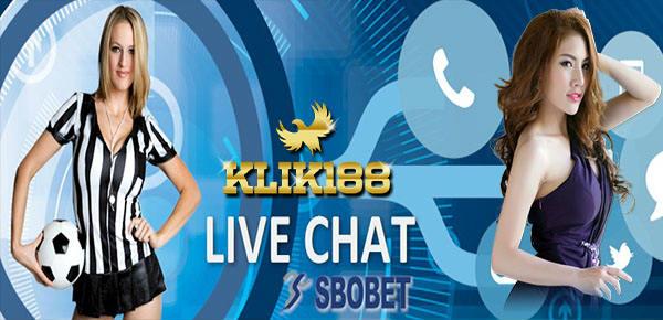 mencari live chat sbobet yang sesuai dengan member